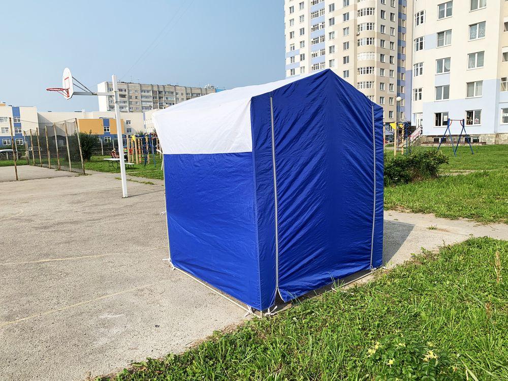 Прокат палатки в Перми