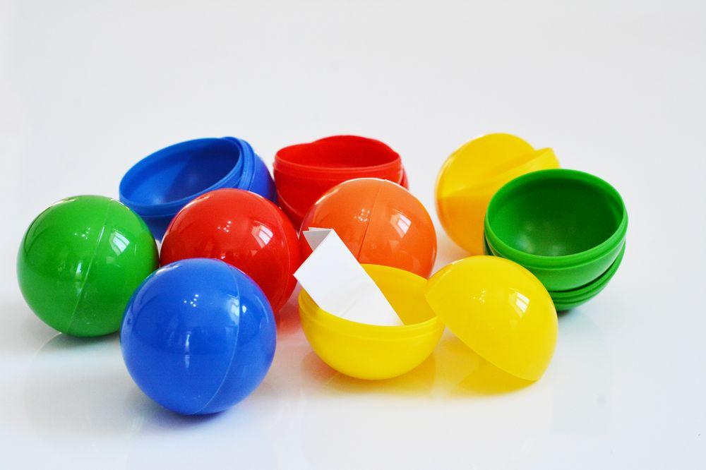 Шарики капсулы для лототрона в прокат