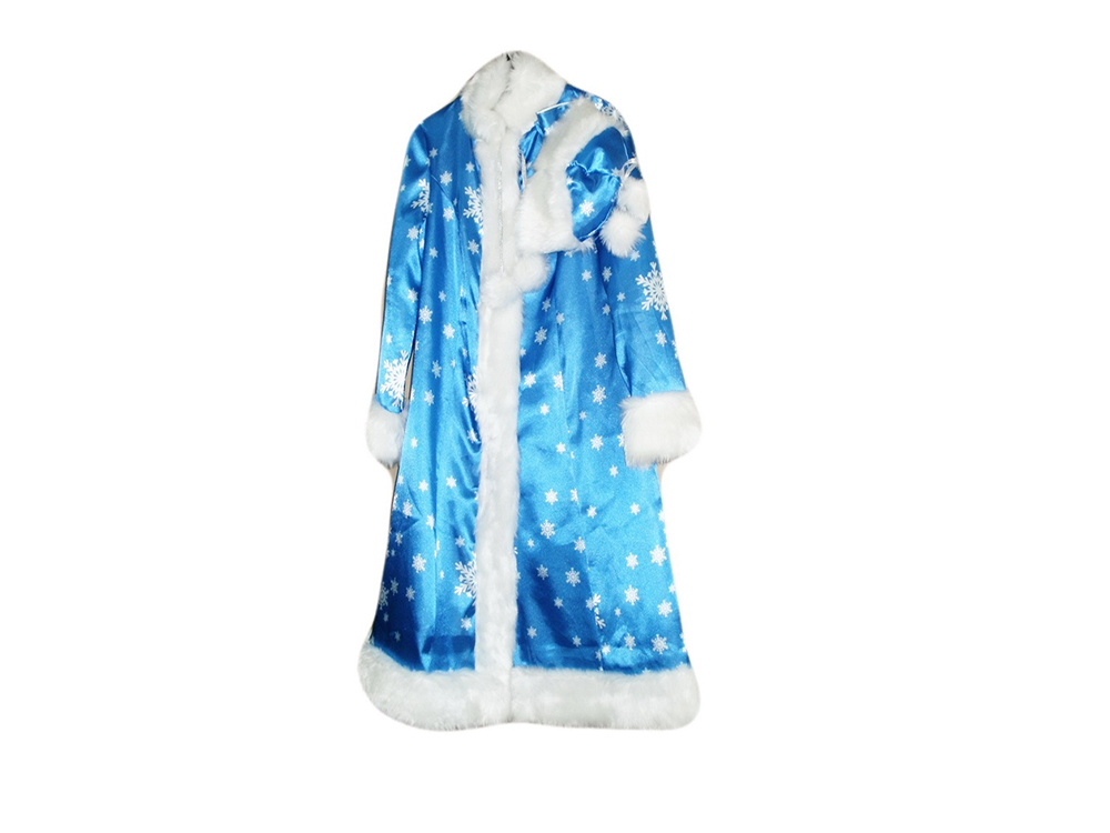 Прокат костюма Снегурочки в Перми